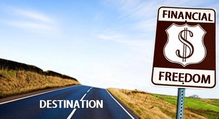 financial freedom - my road to financial freedom