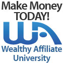 Wealthy affiliate University my road to financial freedom