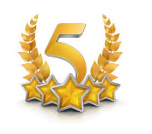 5 star rating my road to financial freedoom