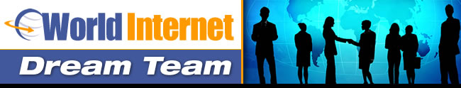 World Interet Dream Team Header