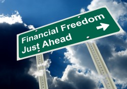 Financial Freedom Ahead
