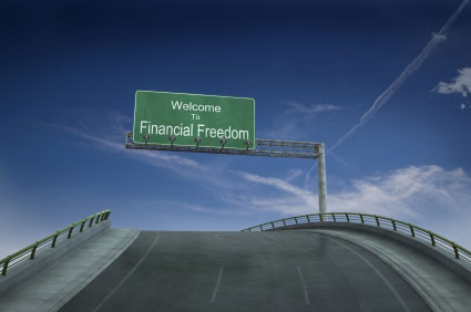 First Step To Financial Freedom