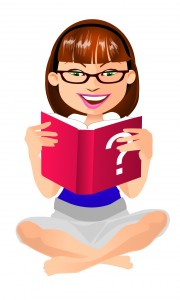 reading girl my road to financial freedom