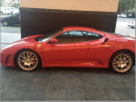 Ferrari my road to financial freedom