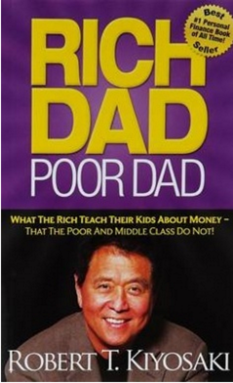 Rich Dad Poor Dad - Book review