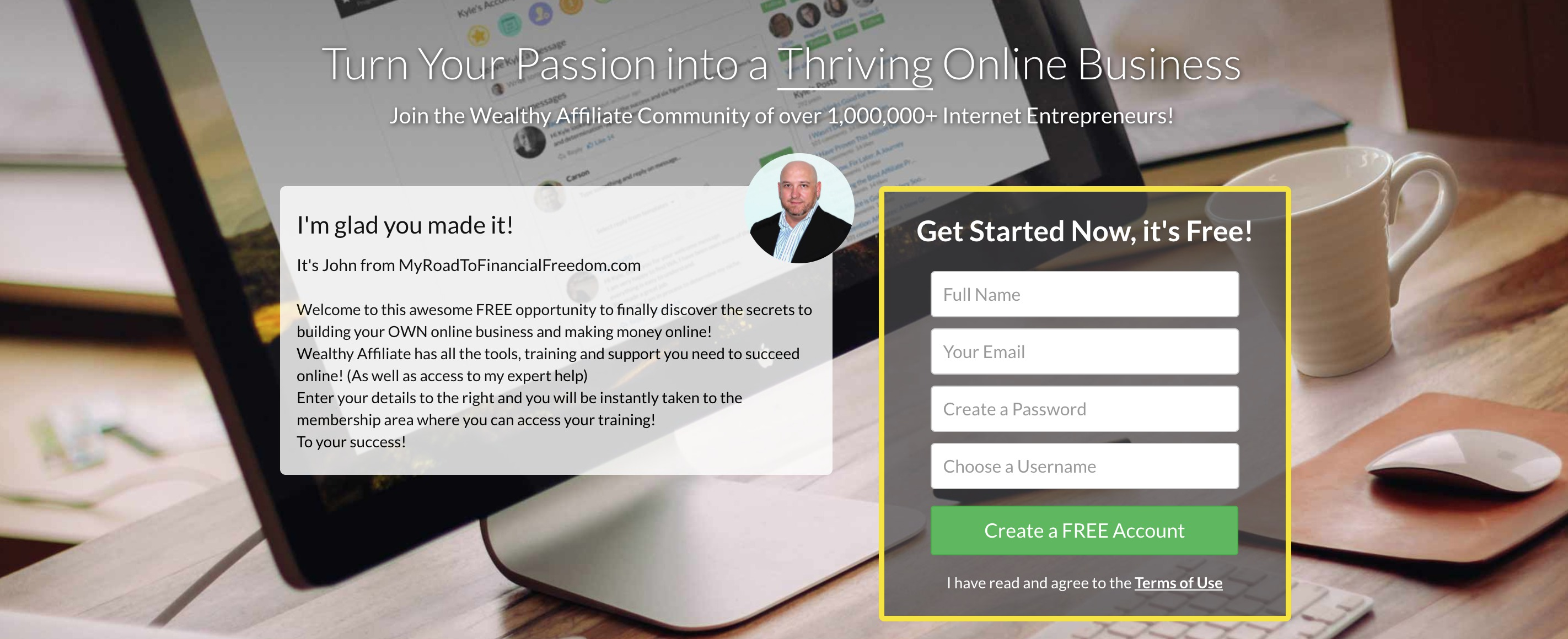 Wealthy Affiliate review 2018
